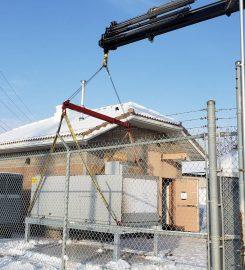 FALCON TRUCKING & CRANE INC – Red Deer AB …403-596-5462