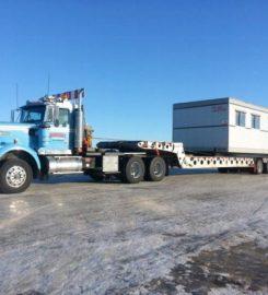 HUDSON OILFIELD HAULING – Red Deer AB …403-346-9545