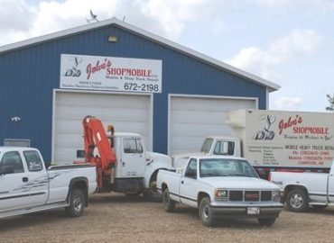 JOHN'S SHOPMOBILE LTD – Camrose AB …780-672-2198
