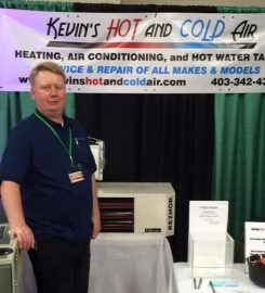 KEVIN'S HOT & COLD AIR – Red Deer AB …403-342-4380