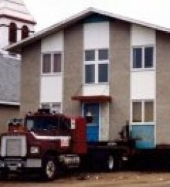 K & R BUILDING MOVERS – Lloydminster AB…780-871-6978