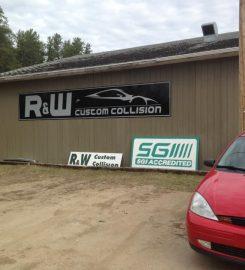 R & W CUSTOM COLLISION – Prince Albert SK …306-763-1233
