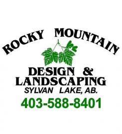 ROCKY MOUNTAIN DESIGN & LANDSCAPING – Sylvan Lake Ab …403-588-8401
