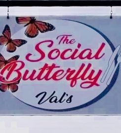 THE SOCIAL BUTTERFLY – Val's 780-582-3541 …Forestburg Ab