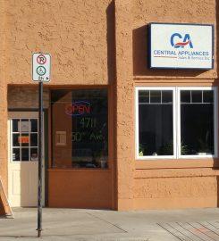 CENTRAL APPLIANCES – 403-596-1006 …Red Deer AB