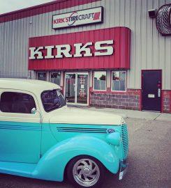 KIRKS TIRECRAFT – 403-347-1004 …Red Deer AB