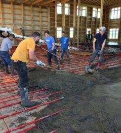 EAGLE EYE CONCRETE FINISHING INC – Sundre AB …403-443-0864 – concrete, stamped concrete, construction, driveways, barns, patio's, decks, retaining walls, concrete waterproofing, sidewalks