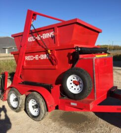 RED DEER RED-E-BINS – 403-598-6286 …Red Deer AB – Garbage Bin Rentals, Renovations, Siding, Roofing, Construction, Rentals, Farm, Ranch, Welding, Inclusive Pricing, Carpenter