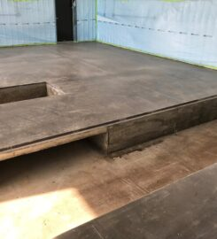 DURA-CON CONCRETE …780-608-3180 …780-781-0112 Edberg/Camrose AB – concrete, stamped concrete sidewalks, driveways, decks, landscape, basements, garage floors, pole sheds